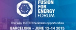 Get ready for the Fusion for Energy Forum!
