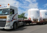 Europe's first-ever equipment arrives to ITER