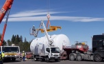 Europe delivers its first equipment to ITER