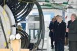 Wizyta dyrektora Józefa Sobolewskiego z Ministerstwa Energii w IFPiLM