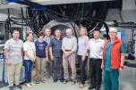 Polsko-chińskie spotkanie dotyczące współpracy w zakresie fizyki plazmy w tokamaku