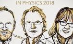 Nagroda Nobla z fizyki w 2018 roku